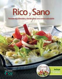 Rico y Sano, nueva Guía Práctica de la Organización de Consumidores y Usuarios