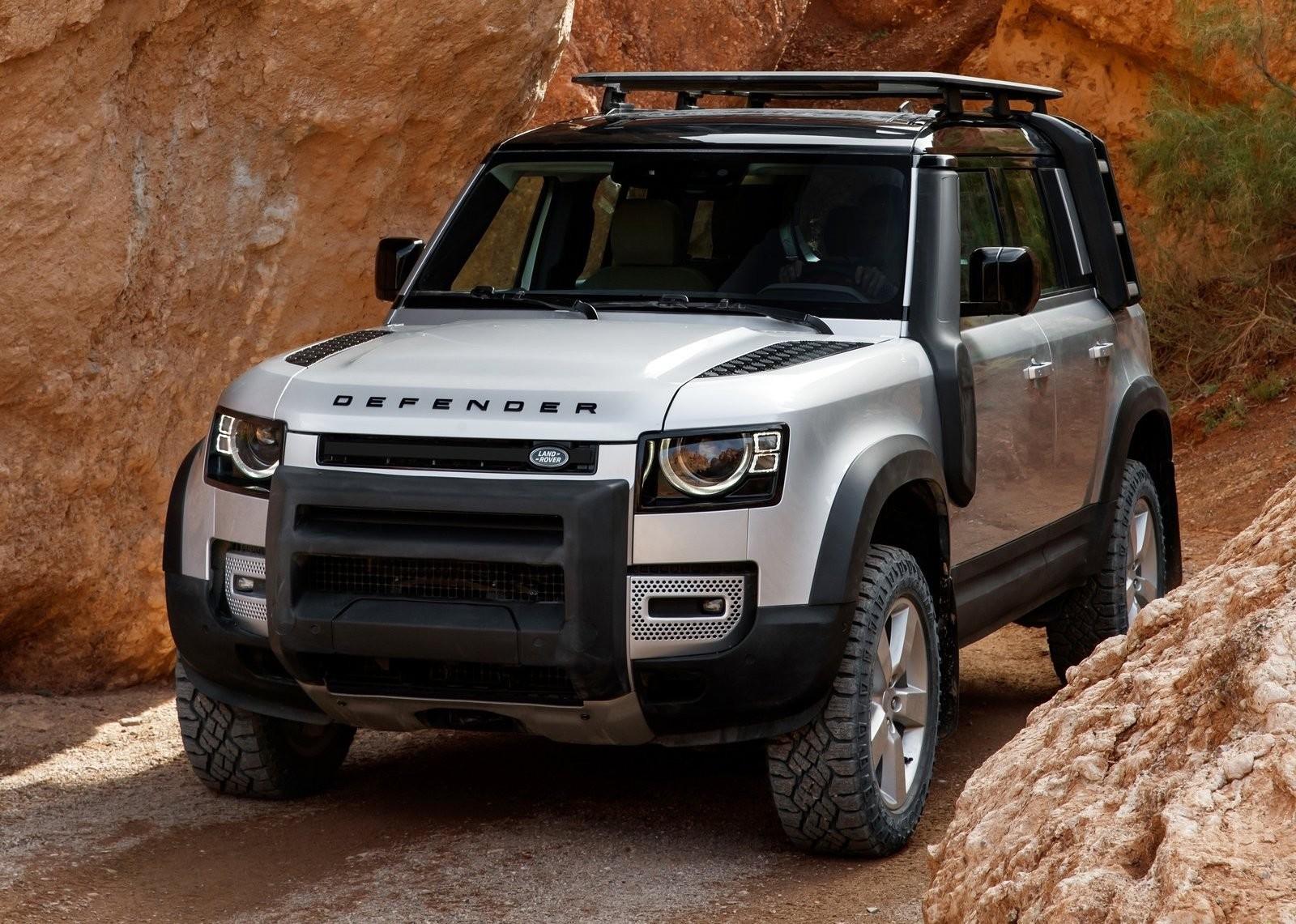 Foto de Land Rover Defender 2020 (2/60)