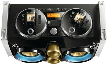 Philips DJ-Dock