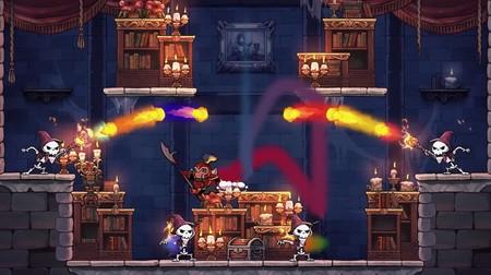Rogue Legacy 2 abrirá las puertas de su castillo a finales de julio en forma de acceso anticipado