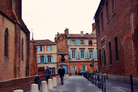 Casco antiguo Toulouse