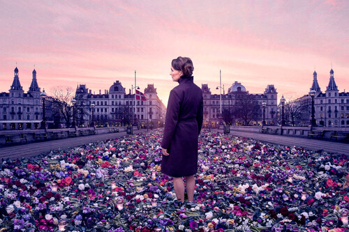 'Cuando el polvo se asienta': una contundente serie danesa que ofrece una radiografía coral de un atentado terrorista