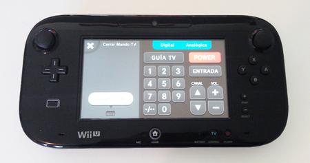 El nuevo mando de Wii U es también el nuevo mando de tu televisor