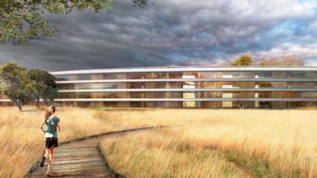 Apple hace algunos ajustes al Campus 2 antes de iniciar su construcción