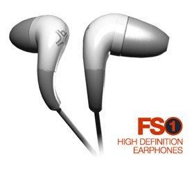 Auriculares de Future Sonic para el iPod