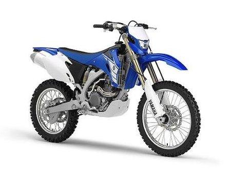 Yamaha WR 250F y 450F