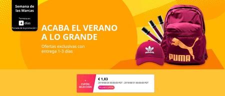 Semana de las marcas en AliExpress: las mejores ofertas en ventilador Xiaomi mi, Huami Amazfit Bip y auriculares Apple EarPods