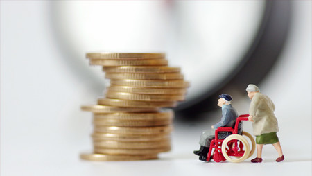 ¡Histórico! Las pensiones ya están por encima de los 1.000 euros.