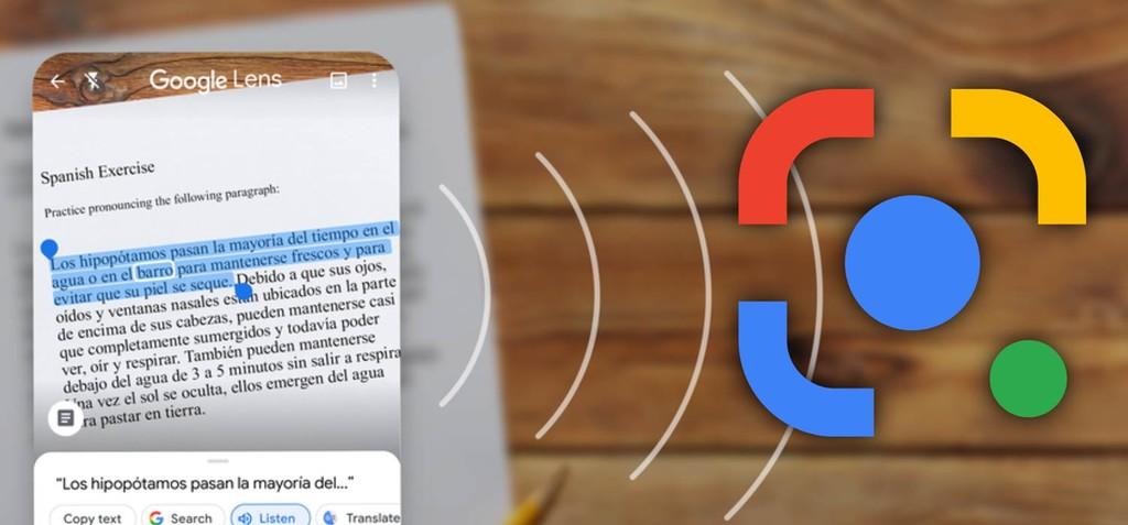 Google Lens es en este momento mas potente: portapapeles compartido con el ordenador y mas novedades