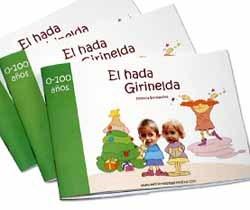 """""""El hada Girinelda"""", cuento personalizado sobre la Navidad"""