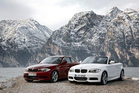 Los BMW Serie 1 Coupe y Cabrio se actualizan estéticamente