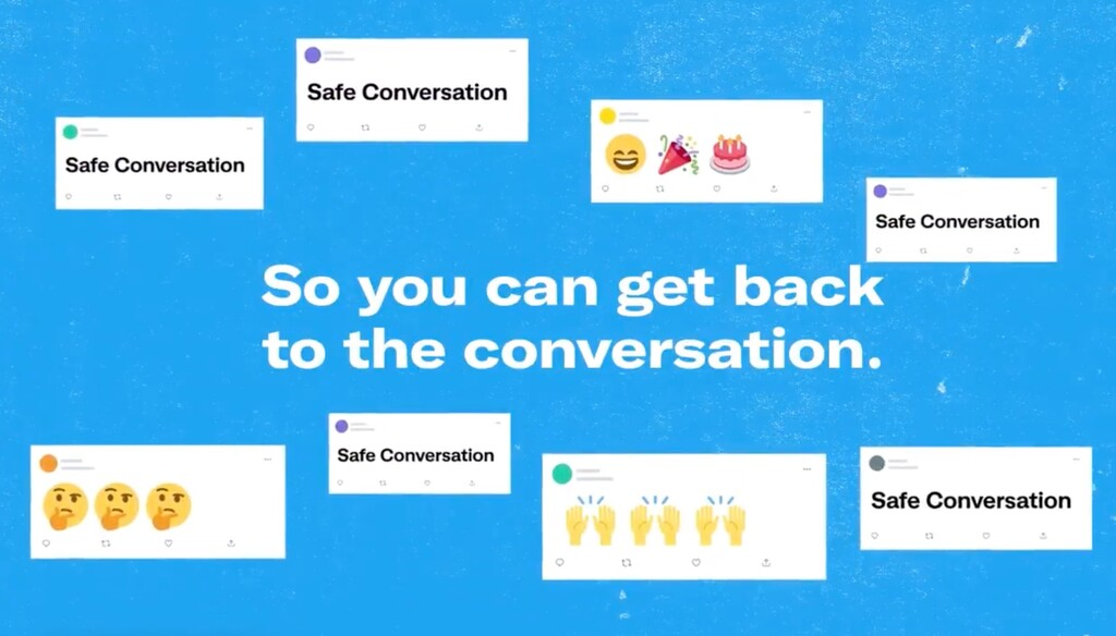 Twitter estrena un 'Modo seguro': así funciona esta novedad para reducir insultos y otras interacciones no deseadas