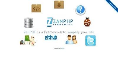 ZanPHP, un framework de PHP con sabor mexicano