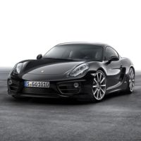 La exclusividad se tiñe de color oscuro con el Porsche Cayman Black Edition