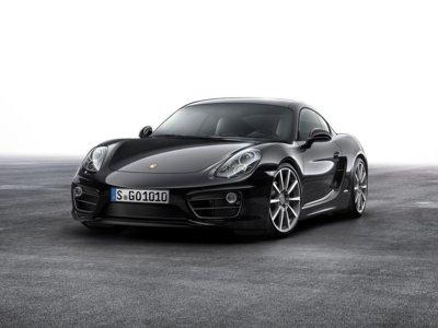 La exclusividad se tiñe de color oscuro con el Porsche Cayman Black Edition