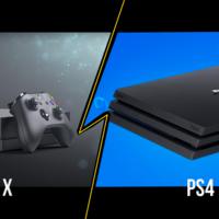 Xbox One X vs PS4 Pro: comparamos las dos consolas más potentes del mercado