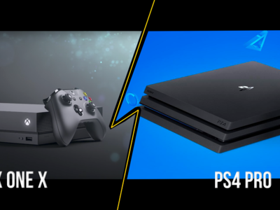 Xbox One X vs PS4 Pro: comparamos las dos consolas más potentes del mercado