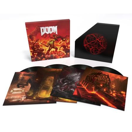 Doom Vinilo Especial