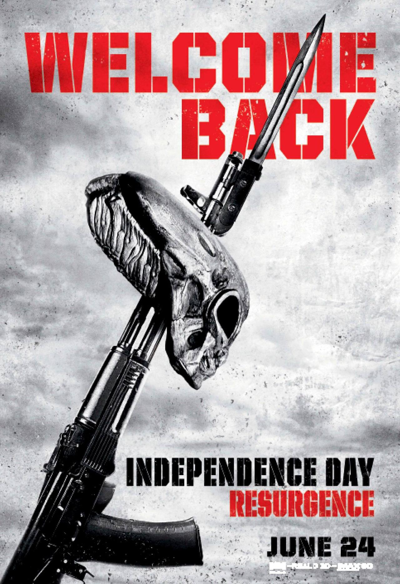 Foto de 'Independence Day: Contraataque', carteles (13/13)