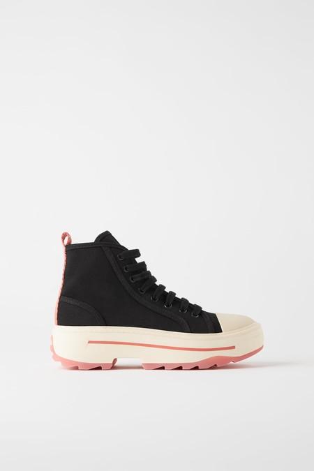Zara Sneakers Converse