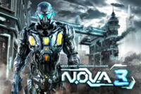 N.O.V.A. 3 aterriza en la App Store con gráficos de primera y un modo multijugador más frenético que nunca