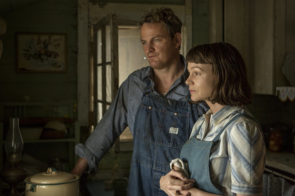Jason Clarke y Carey Mulligan