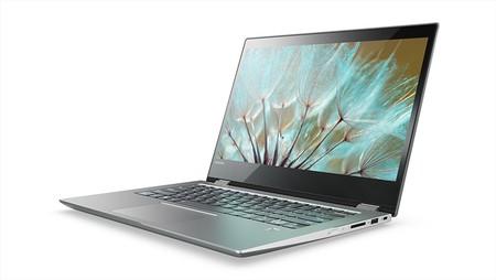 Portátil convertible Lenovo Yoga 520-14IKB, con Core i5 y 8GB de RAM, a su precio más bajo en Amazon: 549 euros