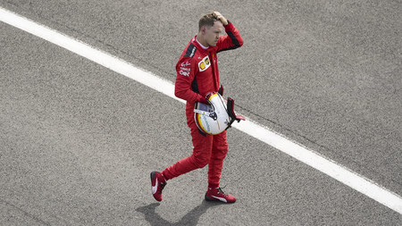 Vettel Silverstone F1 2020 7