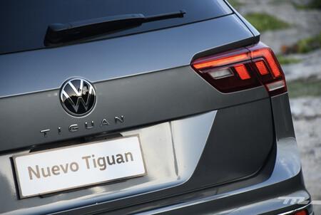 Volkswagen Tiguan 2022 Lanzamiento Mexico 7