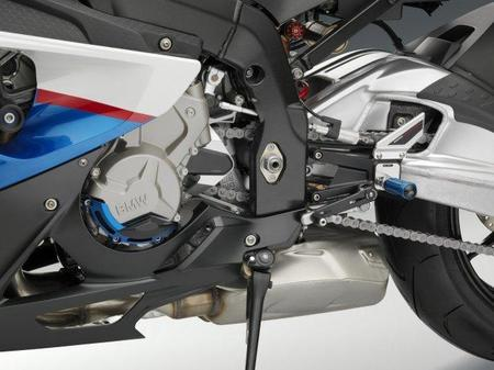 BMW S 1000 RR con Kit Rizoma detalle lateral