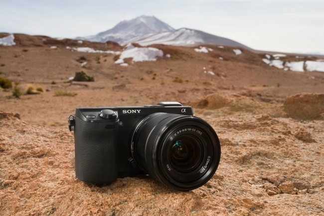 Sony NEX-7 disponible en España