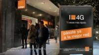 Orange ya no podrá decir que su red 4G es la mejor tras una denuncia por parte de Vodafone