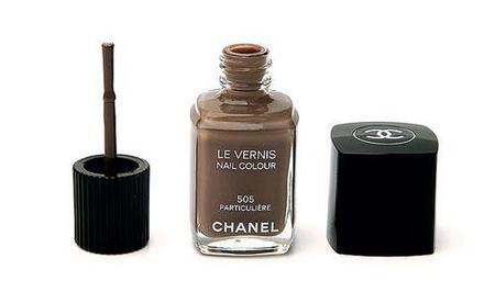 Esmalte Chanel 505 Particulière: mi deseo