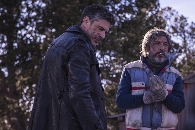 Nieve Negra Con Ricardo Darin Leonardo Sbaraglia