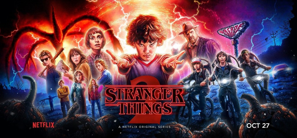 Stranger Things: Temporada 2