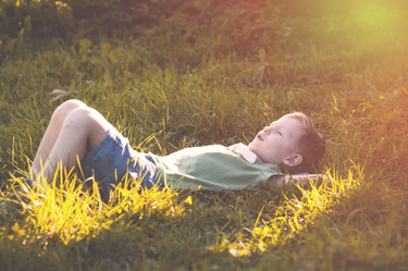 La respiración es un método infalible para calmar a un niño cuando está ansioso