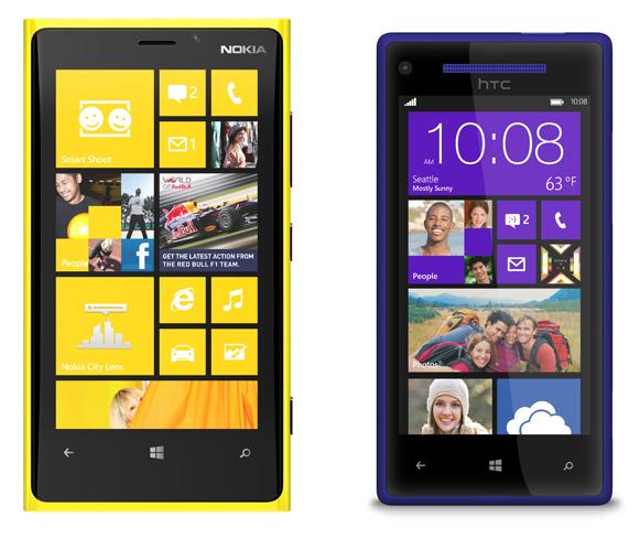 Lumia 920 y 8X