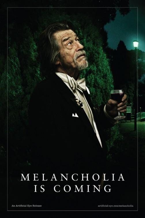 Foto de 'Melancolía' de Lars von Trier, nuevos carteles (3/6)