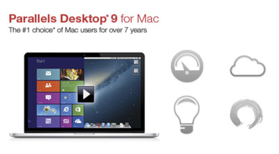 Parallels Desktop 9 para Mac, nueva versión disponible el 5 de septiembre