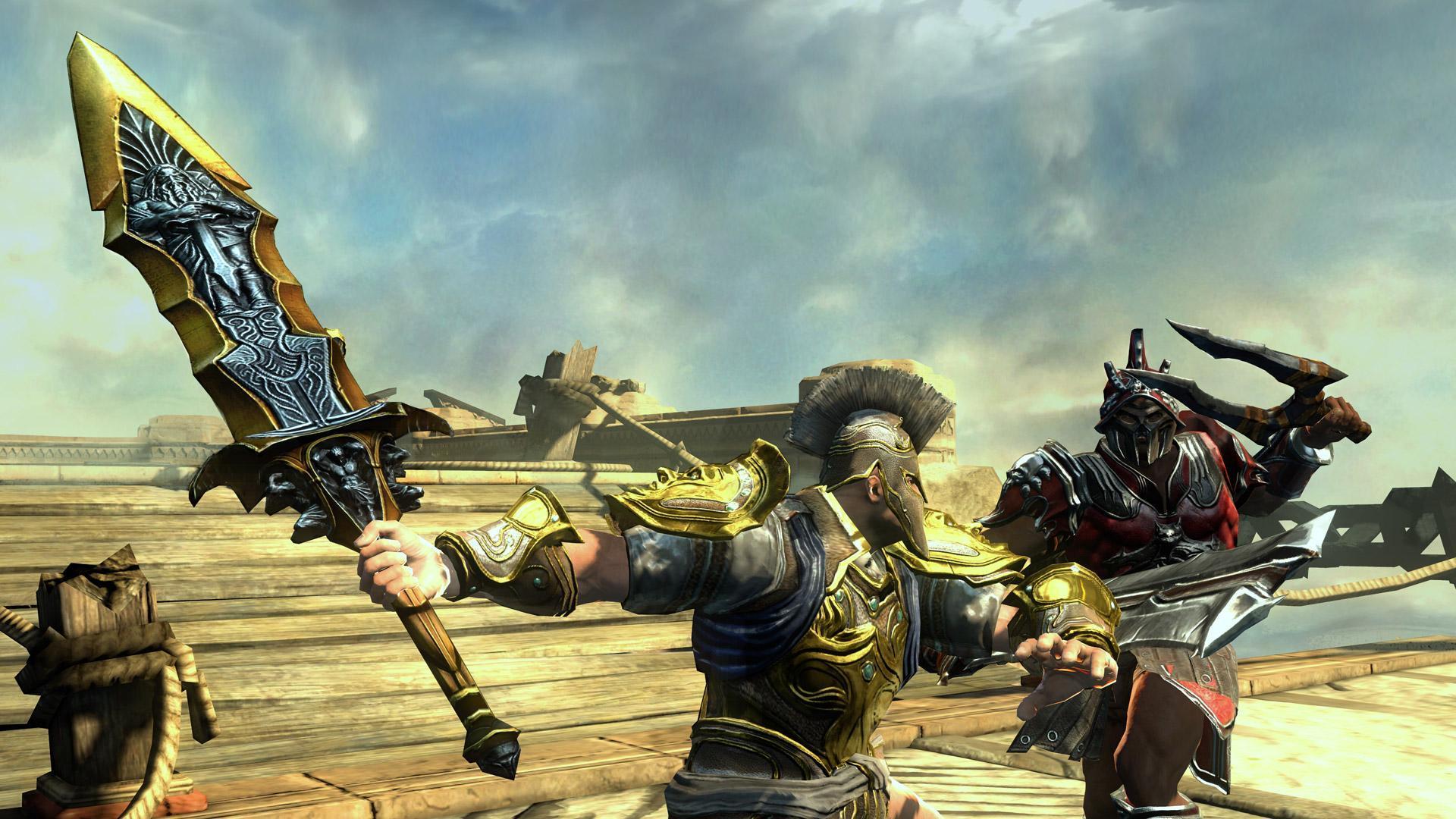 Foto de God of War: Ascension - 10/07/2012 (3/9)