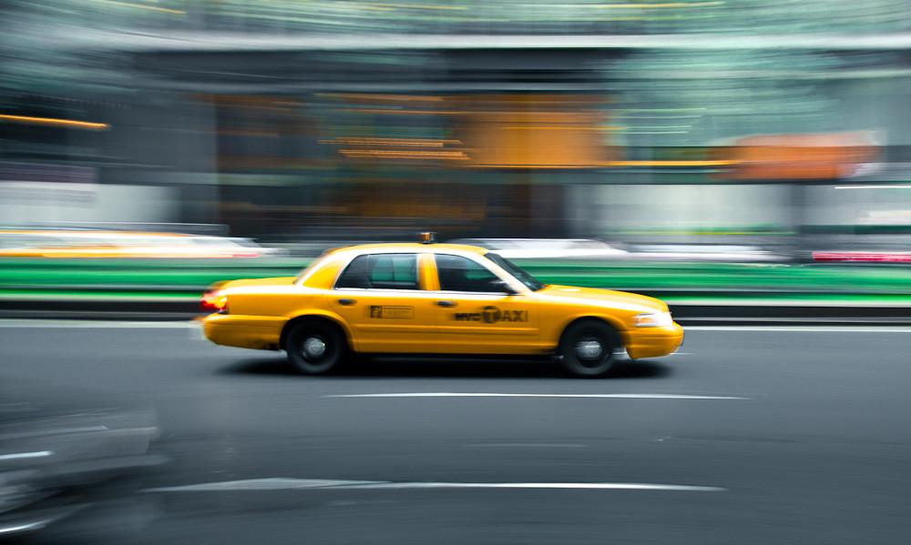 Taxi Madison Avenue