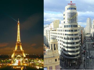 Las ciudades de Madrid y París se hermanan para intercambiar en octubre actividades culturales y artísticas