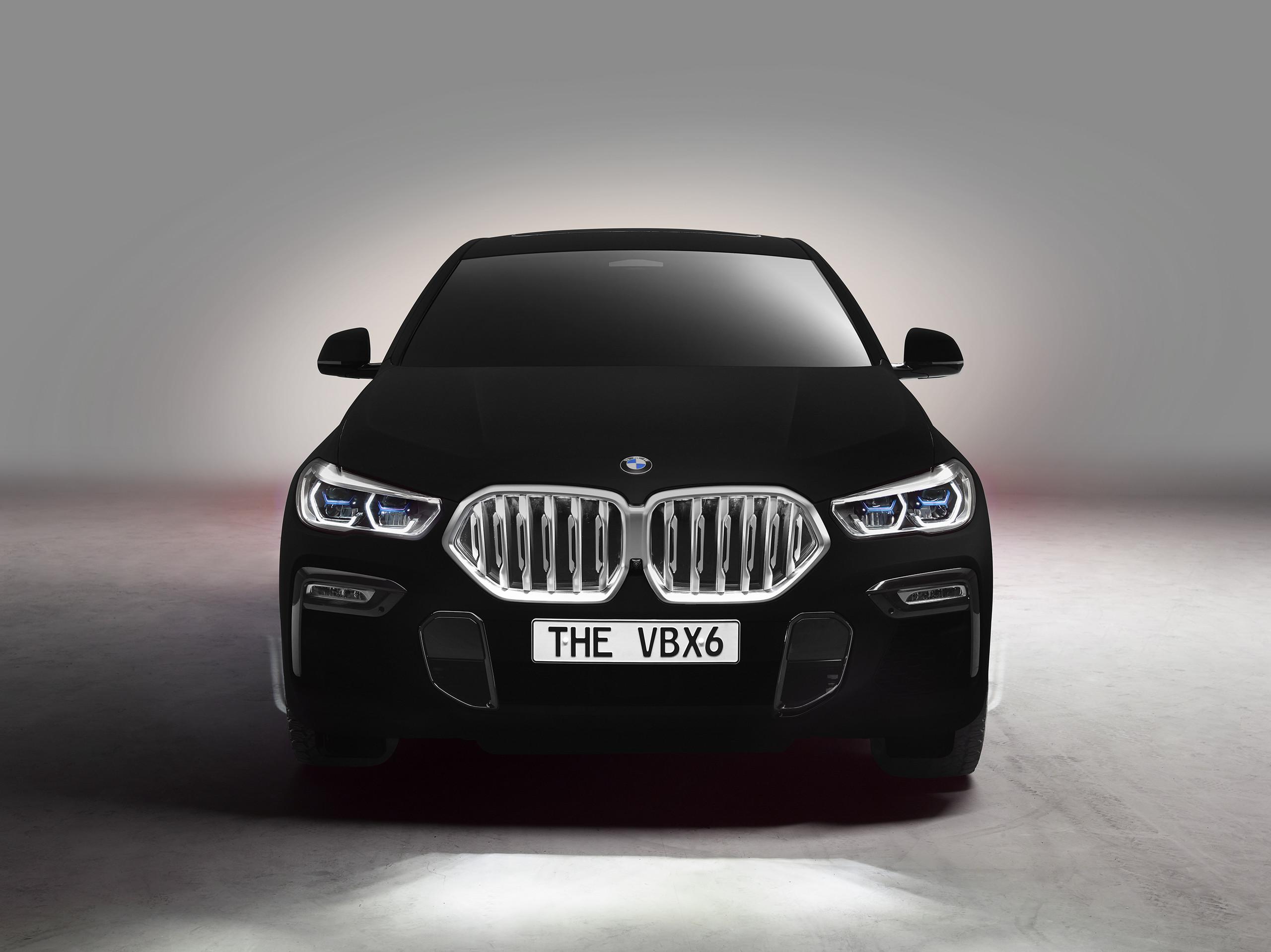 Foto de BMW X6 Vantablack (5/10)
