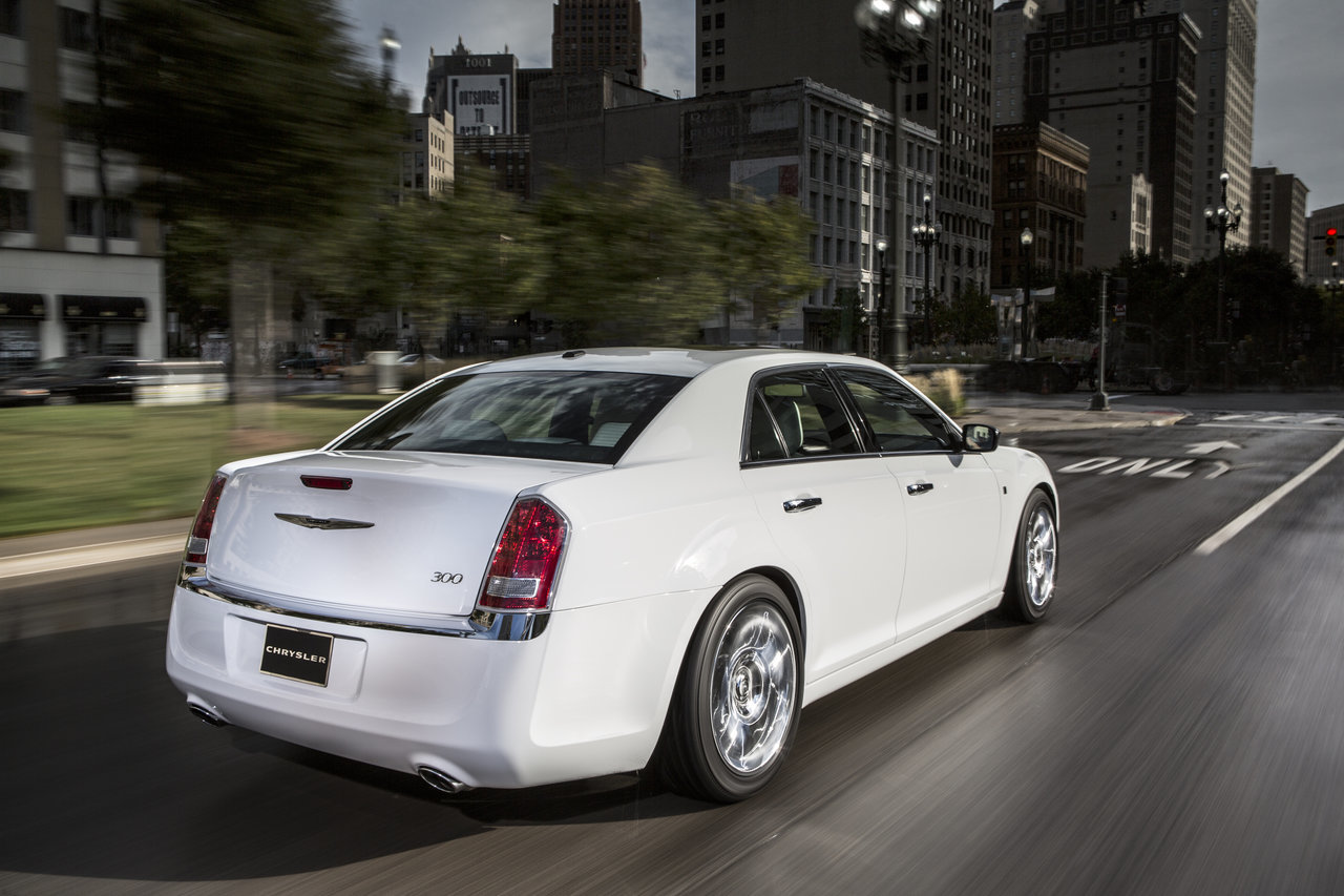 Foto de Chrysler 300C Motown Edition (2/21)