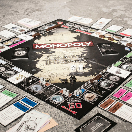 Game Of Thrones Monopoly 28535