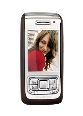 Nokia E65 también para particulares Vodafone