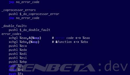 Code review, ¿de dónde es este código?