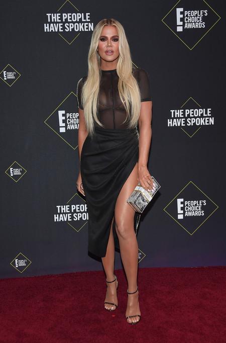 Khloe Kardashian Peoples Choice Awards