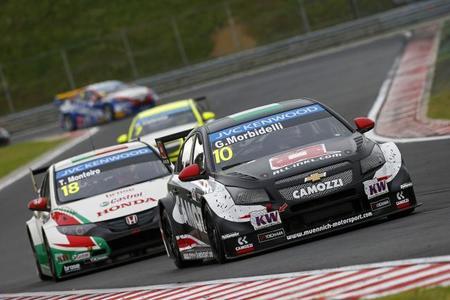 Ni los lastres frenan a Citroën en el Mundial de Turismos