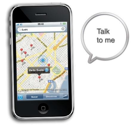 ¿Control por voz en el firmware 3.0 del iPhone?